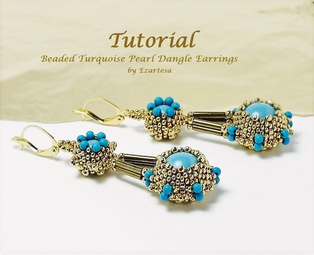 7d565983647a1 Seed Bead Tutorials | Ezartesa Blog. All about art + jewelry