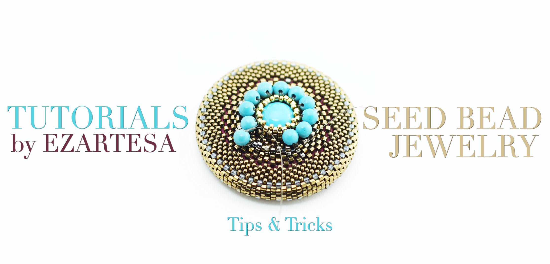 Seed bead tutorials patterns to create beaded jewelry baditri Image collections