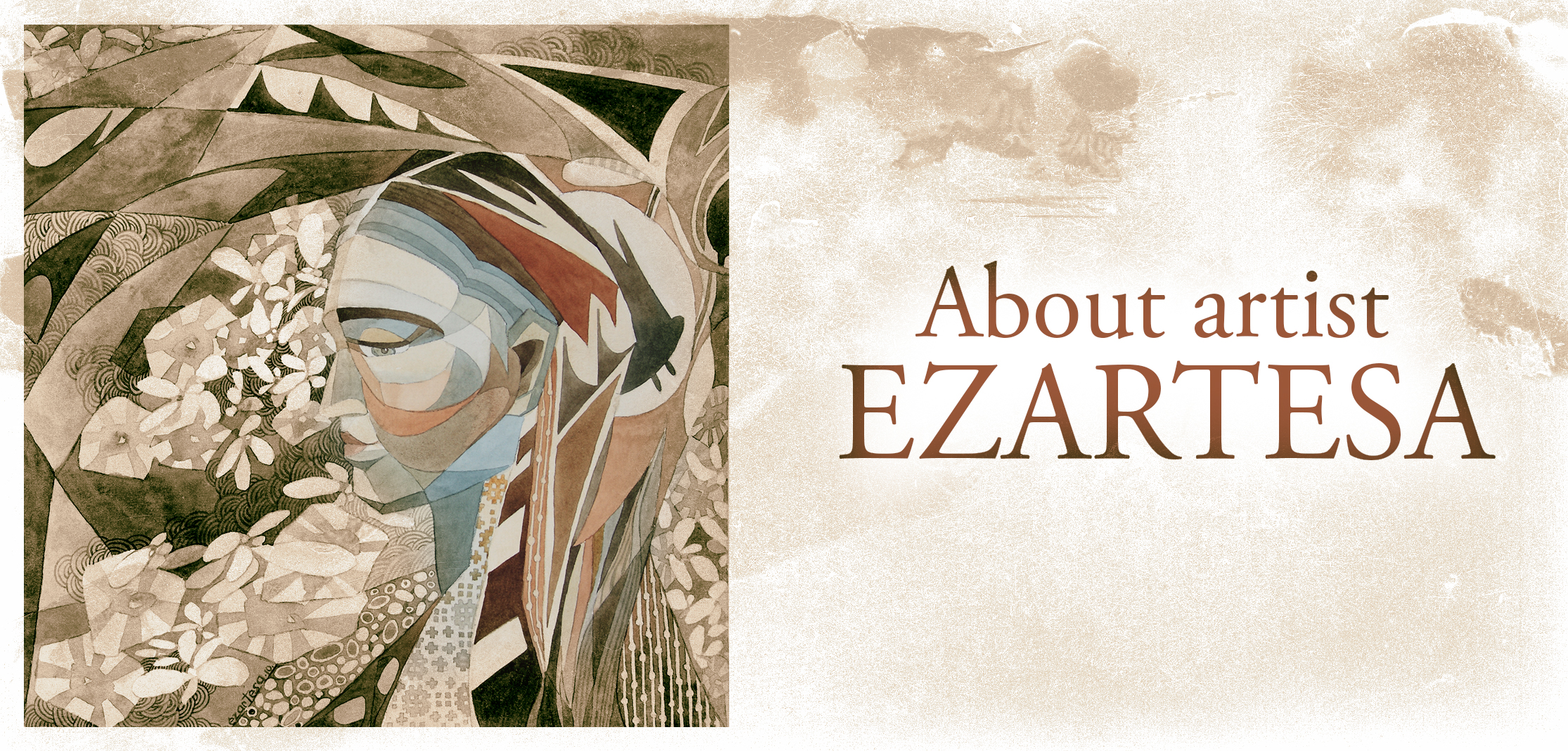 About Cape Cod artist Ezartesa